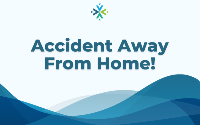 Accident Away From Home!